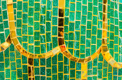Glass mosaic abstract texture background Royalty Free Stock Photo