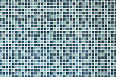 Glass mosaic tiles Royalty Free Stock Photo