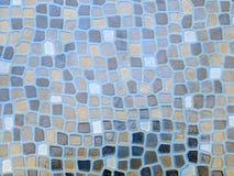 Glass mosaik Royaltyfri Bild