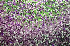 glass mosaiktegelplattor för keramisk färgrik sammansättning Arkivfoto