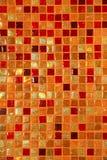 glass mosaiktegelplattor för keramisk färgrik sammansättning Arkivbild
