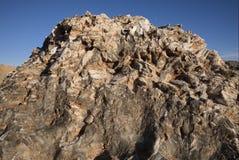 Glass Mountain Royalty Free Stock Photo