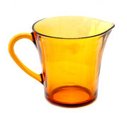 Glass mug Royalty Free Stock Image