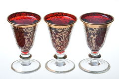 The glass from Murano Stock Photography