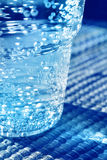 Glass Of Sparkling Water Stock Photos