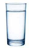 Glass Of Table-water. Stock Photos