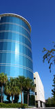 Glass office building Royalty Free Stock Photo