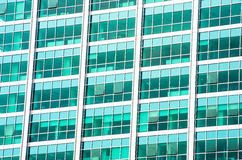Glass Office Building Royalty Free Stock Photos