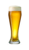 Glass og lager beer Stock Photo