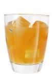 Glass of Orange Juice Royalty Free Stock Image