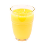 Glass of Orange Juice Stock Photography