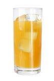 Glass of Orange Juice Royalty Free Stock Photography