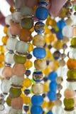 Glass pärlor Royaltyfri Fotografi