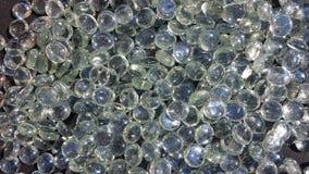 Glass pärlor Arkivbilder