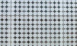 Glass panel wall Stock Photo