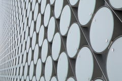 Glass panel wall Royalty Free Stock Photo