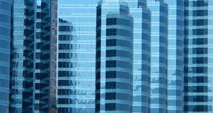 Glass panes Stock Photos