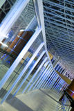 Glass partitions Stock Images