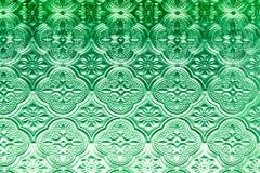 Glass pattern Stock Photography