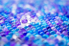Glass pearls Royalty Free Stock Photography