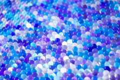 Glass pearls Royalty Free Stock Photos