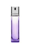 Glass perfume bottle Stock Photos