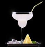 Glass of Pina Colada Cocktail Stock Photos