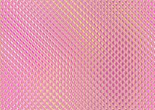 Glass pink mosaic Stock Photo