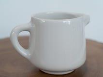 Glass pitcher Stock Photo