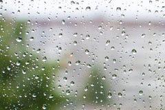 glass raindrops abstrakt bakgrundsdesign royaltyfria foton