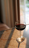 Glass of Red Royalty Free Stock Photos