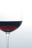 Glass of Red Wine. A glass of Pinot Noir wine Stock Images