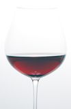 Glass of Red Wine. A glass of Pinot Noir wine Stock Image