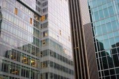 Glass Repair Stock Image