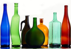 Glass Rhapsody Stock Photography