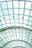 Glass roof Stock Image