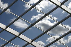 Free Glass Roof Royalty Free Stock Image - 3926826