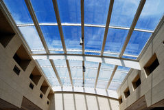 Free Glass Roof Royalty Free Stock Photography - 9474027