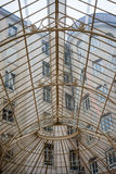 The glass roof Royalty Free Stock Images