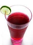 Glass of sangria royalty free stock images