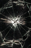 glass scatter Arkivfoton