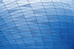 Glass screen wall Royalty Free Stock Photos