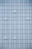 Glass screen wall Royalty Free Stock Images