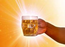 GLASS SENSATION Stock Photo