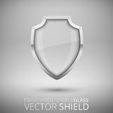 Glass Shield Royalty Free Stock Image
