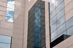 glass sky Fotografering för Bildbyråer