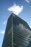 Glass Skyscraper Stock Photography
