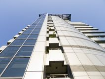 Glass Skyscraper Buildings Stock Images