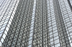 Glass skyscraper Stock Photos
