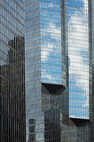 Glass skyscraper in Toronto Stock Photos